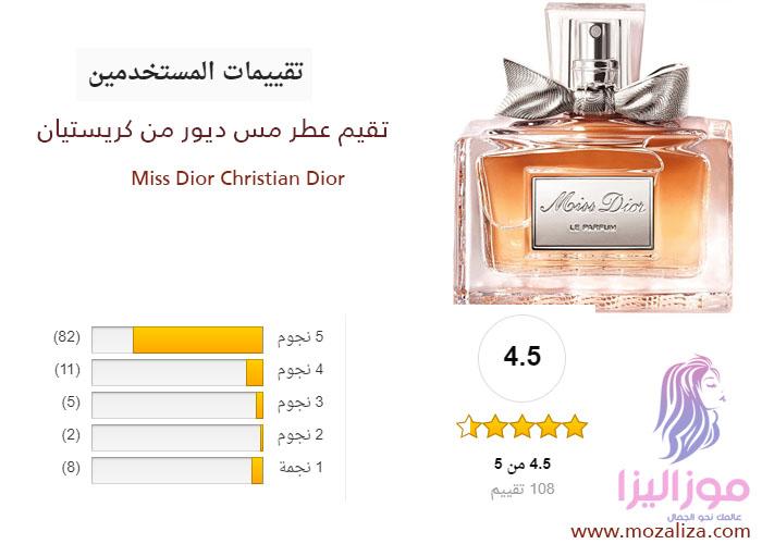 b62ba5915 عطر مس ديور الأصلي للنساء Miss Dior Christian Dior | موزاليزا