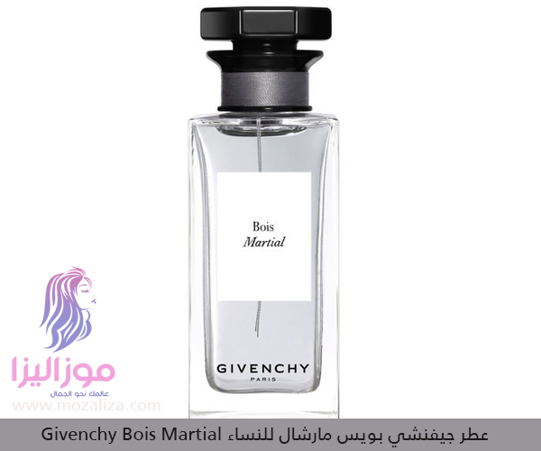 6ab61cf7f عطر جيفنشي بويس مارشال Givenchy Bois Martial | موزاليزا