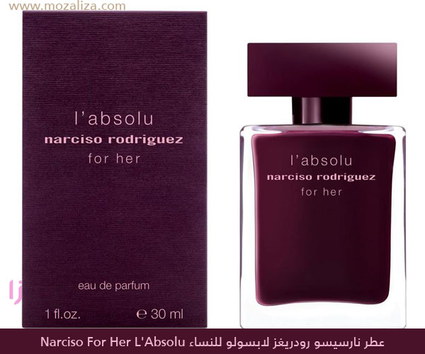 00836349a عطر نارسيسو رودريغز لابسولو للنساء Narciso For Her L'Absolu | موزاليزا