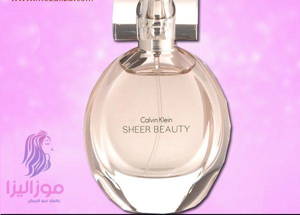 7df5c4c3d عطر شير بيوتي للنساء من كالفن كلاين Sheer Beauty Calvin Klein   موزاليزا