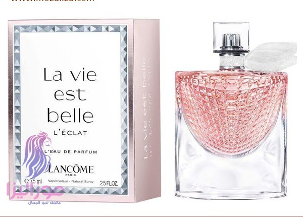 a5f5535e0 عطر لانكوم لافى أى بل ليكلات الجديد للنساء La Vie est Belle L'Eclat ...