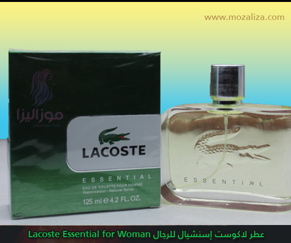 e0a2cdc35 عطر لاكوست اسنشيال للرجال Lacoste Essential for Men | موزاليزا