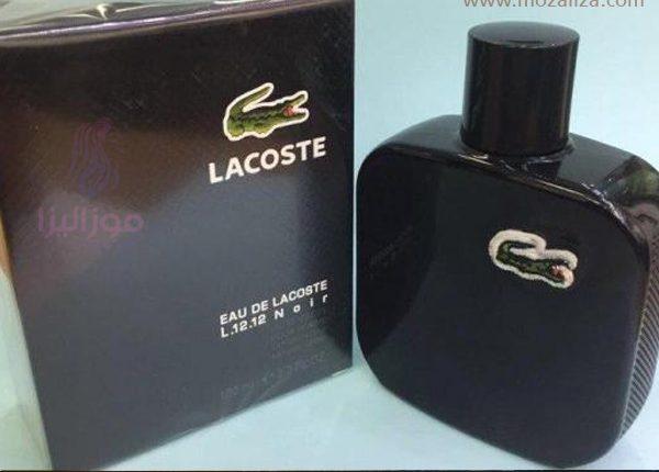 992940f24 عطر لاكوست الاسود نوار للرجال lacoste black Noir for men | موزاليزا