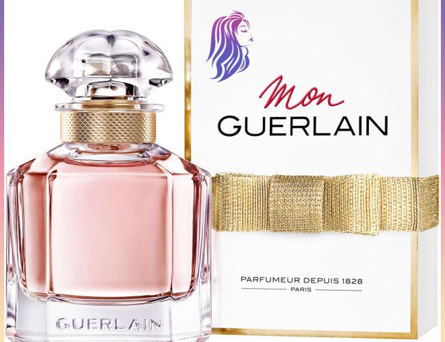 17f8a9a5a عطر مون جيرلان للنساء Mon Guerlain عطر الانوثة الطاغية | موزاليزا