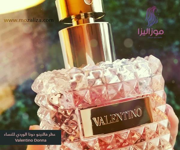 00d40d955 عطر فالنتينو دونا الوردي Valentino Donna عطر المرأة الفريد | موزاليزا