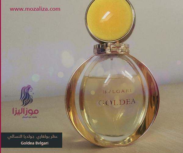 e05473bc1 عطر بولغاري جولديا الذهبي برائحة المسك Bvlgari Goldea | موزاليزا