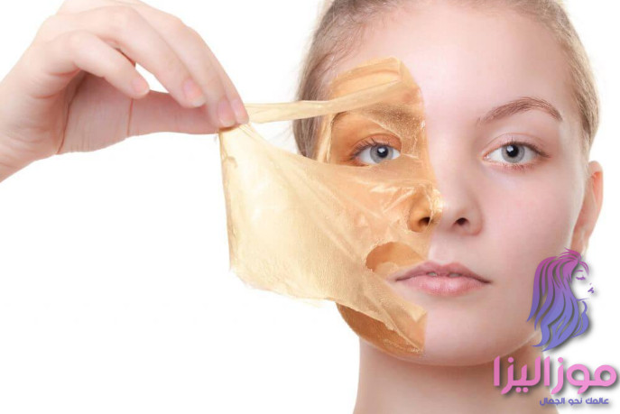 طريقة تقشير الوجه طبيعيا بطريقة صحيحة ومجربة موزاليزا